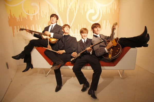 Star Sign Groups: The Beatles