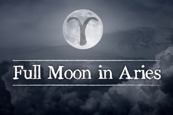 Aries Full Moon 2017