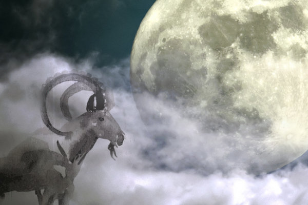 Full Moon in Capricorn, 2 July 2015: Aspire! The World's your Oyster