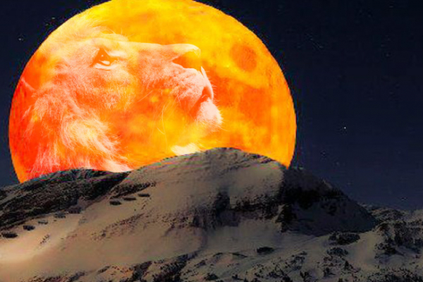 Full Moon in Leo: All the World's a Stage...