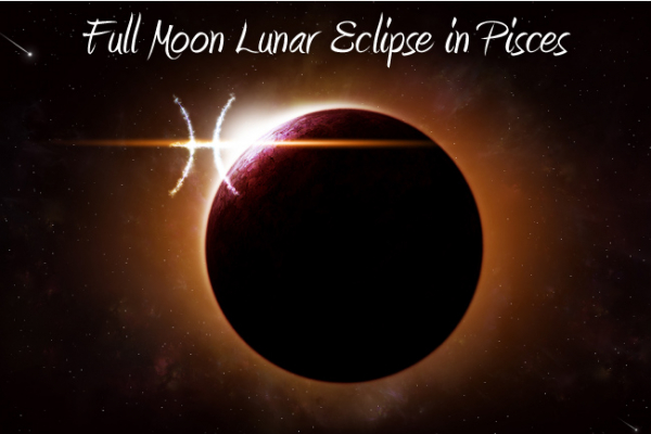 Full Moon Lunar Eclipse in Pisces 2016