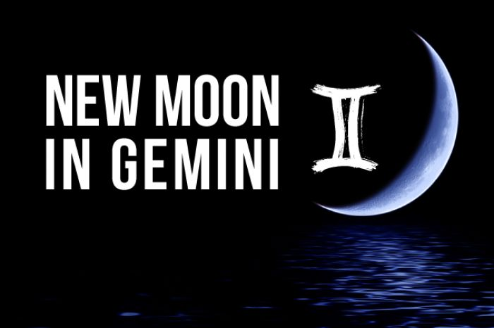 Gemini New Moon 2017 Fresh Breeze