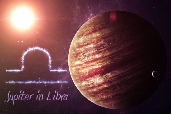 Jupiter in Libra: Lucky Relationships!