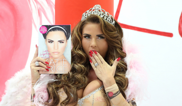 Katie Price or Jordan? The Gemini Dilemma