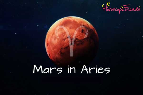 Mars in Aries: Energy and Initiative!