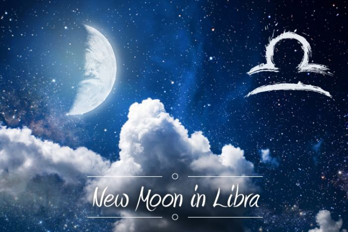 New Moon in Libra October 2016: A Fresh Start in Relationships!