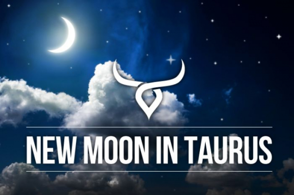 New Moon in Taurus 2018