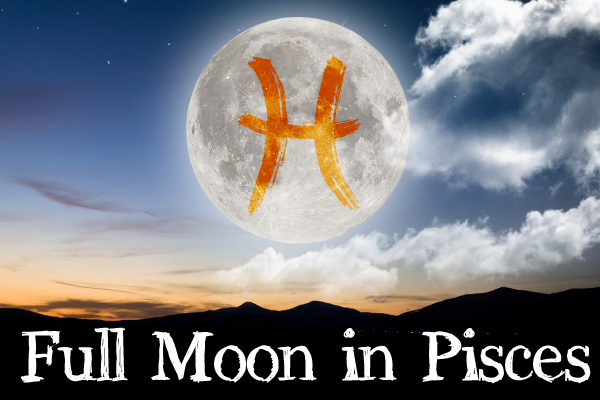 Pisces Full Moon 2017: Magic spell!