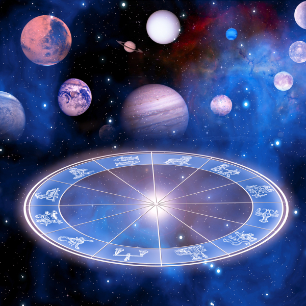 Planetary aspects and their meaning in a birth chart