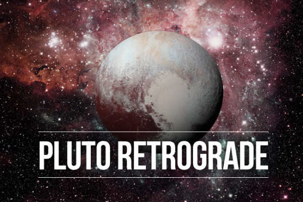 Pluto Retrograde 2017 Summer Renewal