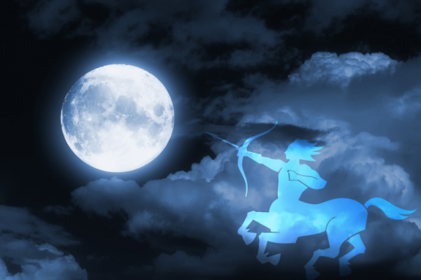 Sagittarius Full Moon May 21st 2016: Energy Blast!