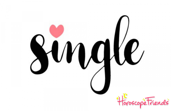 Single Love Horoscope 2019