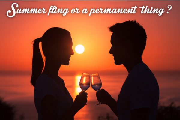 Summer Fling or Permanent Thing? It's all in his Star Sign!