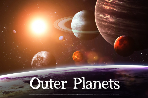 The Outer Planets in Astrology Neptune, Uranus and Pluto