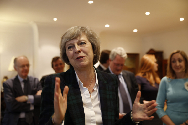 Theresa May - The astrology of the UK's new Prime Minister