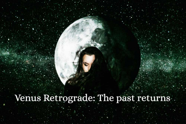 Venus Retrograde 2018