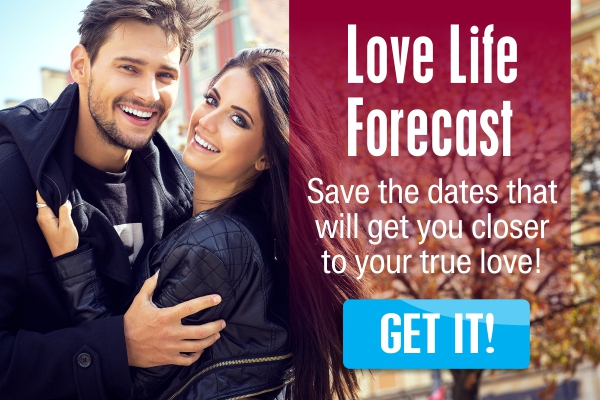 Your love-life forecast
