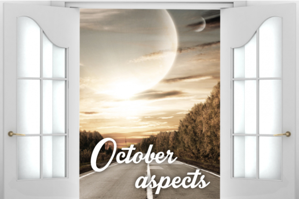 Your October 2015 Horoscope: Get Ready for a Power-Booster!