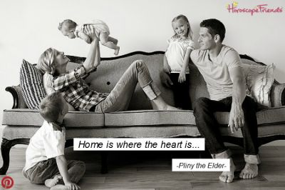Home is where the Chart is: Astrology and the Home