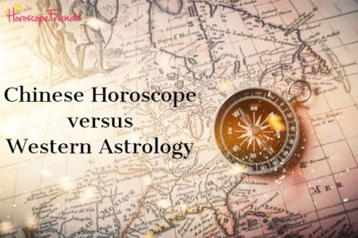 Chinese Horoscope versus Western Astrology