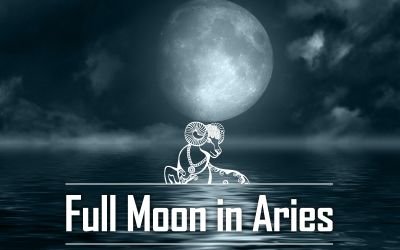 Full Moon in Aries 2019