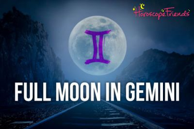 Full Moon in Gemini 2018