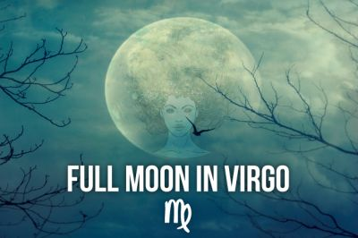 Full Moon in Virgo Moment of Truth!