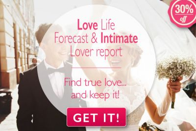 Love Life Forecast & Intimate Lover Special Offer