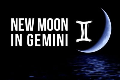 New Moon in Gemini June 2018