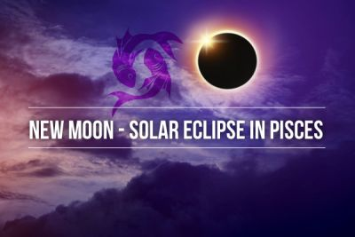 New Moon Solar Eclipse in Pisces: The Dreamcatcher!