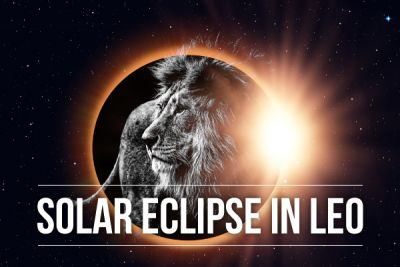 New Moon Total Solar Eclipse in Leo 2017: Brave New World!