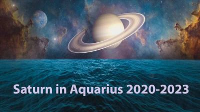 Saturn in Aquarius 2020-2023