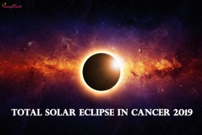 Total Solar Eclipse and New Moon in Cancer 2019