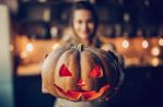 Halloween with the zodiac signs